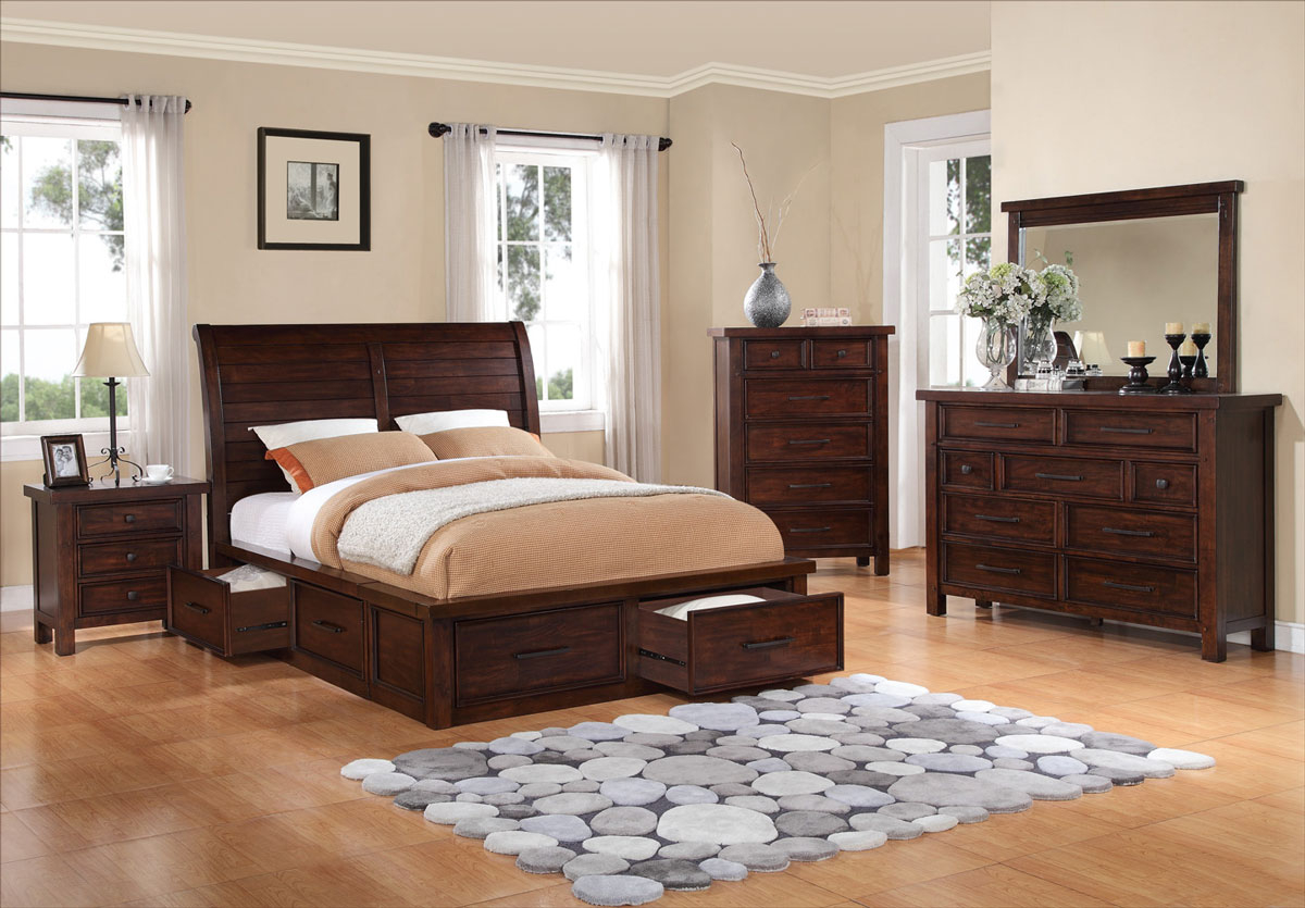 Sonoma Bedroom by Holland House